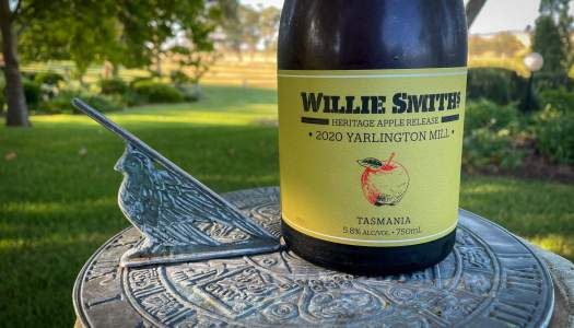 Willie Smiths 2020 Yarlington Mill Limited release