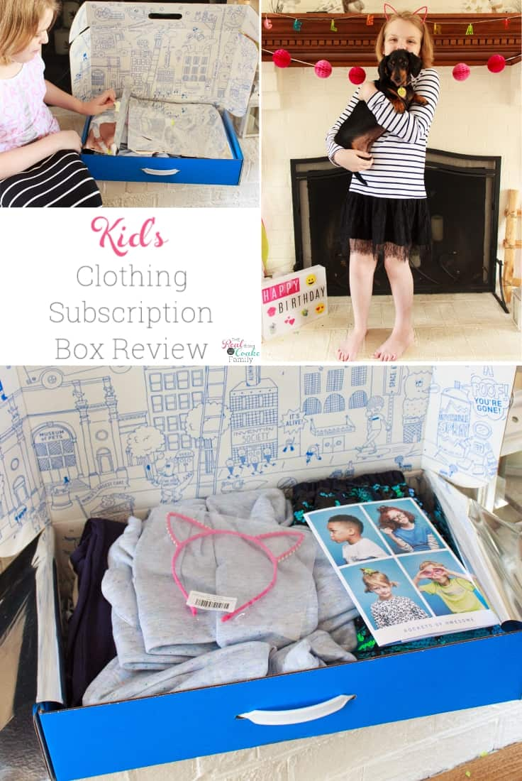 Cuteness In A Kids Clothing Subscription Box A Review