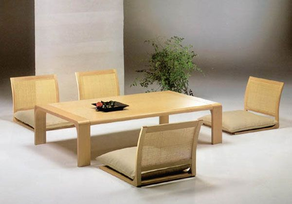 Japanese Traditional Dining Room Design