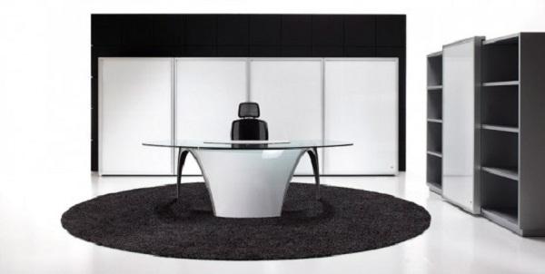 Futuristic Desk For Home Office