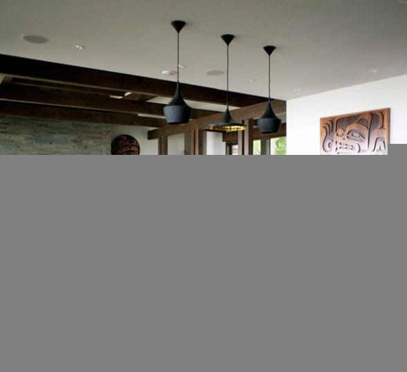 dining room interior decoration