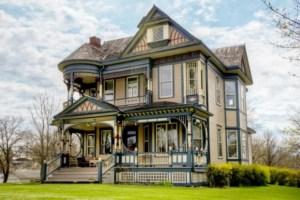 take pride of being in a Victorian House