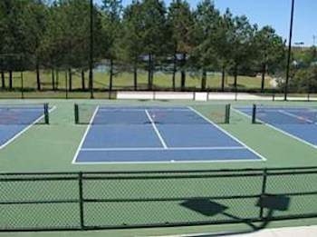 Quickstart Tennis Courts