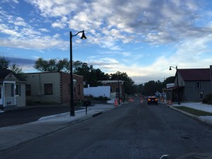 Crozet Streetscape - 24 September 2014