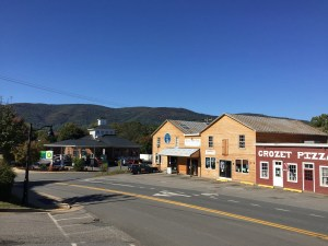 Downtown Crozet