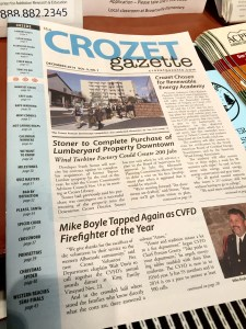 December 2014 Crozet Gazette