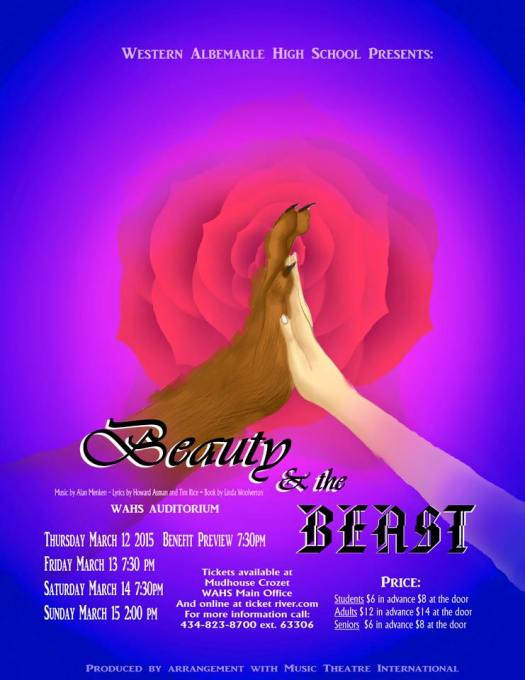 Beauty and The Beast - March