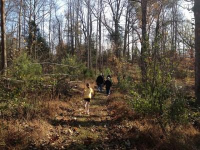 Crozet Trails in 2012