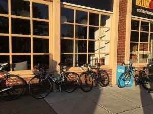 Wednesday morning bicycle rides in Crozet