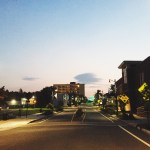 Crozet Avenue - 5:30am 7 July 2015