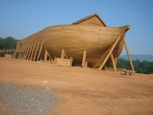Evan Almighty's Ark