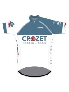 Crozet Cycling Club Jersey
