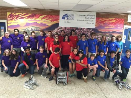 WAHS Robotics Photo