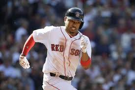 Mookie Betts(TBR) out hustled all the competition as he scored 68.011pts in Week #11.