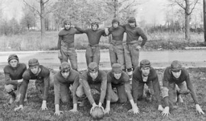 Anquan Boldin (bottom, second from left) seeks to recapture the glories of his rookie year and lead Denver back to the playoffs...
