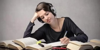studying and improving listening skills