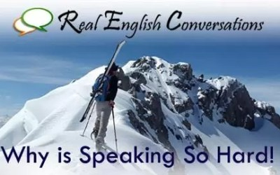 Learning to Speak English – Knowledge vs. Skills