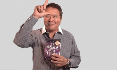 Brian Interviews- Robert Kiyosaki gives 2 minutes of brilliant advice