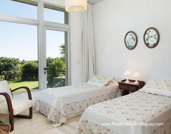 Modern Home with Laguna and Sea Views in Jose Ignacio