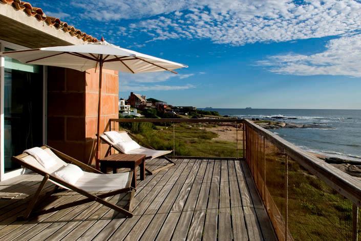 Beach house in Jose Ignacio, Uruguay