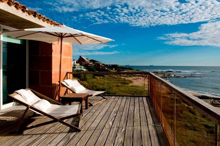 Beach house in Jose Ignacio, Uruguay