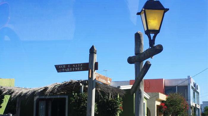 Town of Jose Ignacio, Uruguay