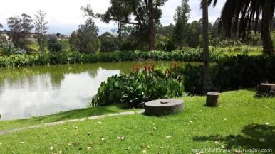 Lagoon 2 San Isidro, Valle de los Chillos, Ecuador