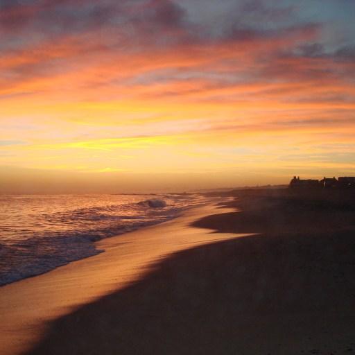 Beach between La Barra and Manatiales, Uruguay 2