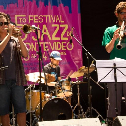 Jazz in Uruguay 2014