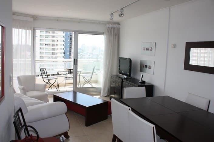 Dining-of-Apartment-South-Beach-Punta-del-Este