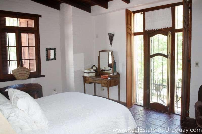 Bedroom of Land Large Ranch close to La Barra