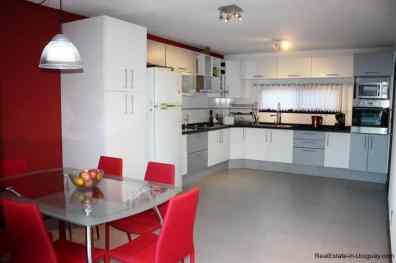 Kitchen-of-New-Home-in-Arbolada-Punta-Del-Este