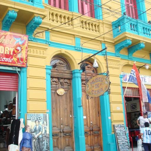 Restaurants in Buenos Aires close to Uruguay