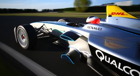 First Formula E in Punta Del Este, Uruguay