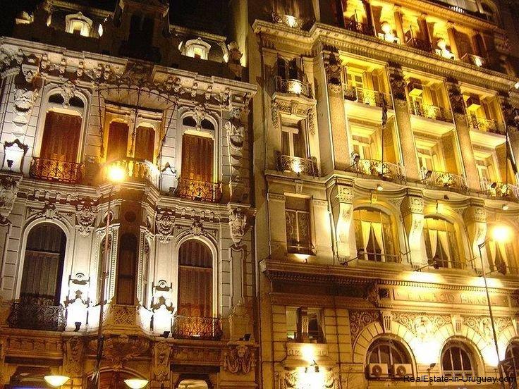 Facade-Montevideo-Uruguay