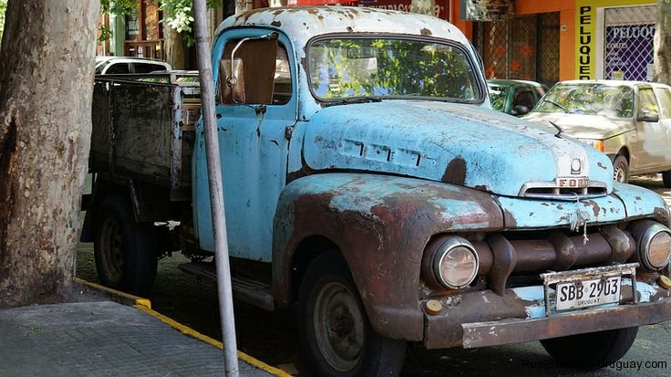 Oldtimer-Montevideo-Uruguay
