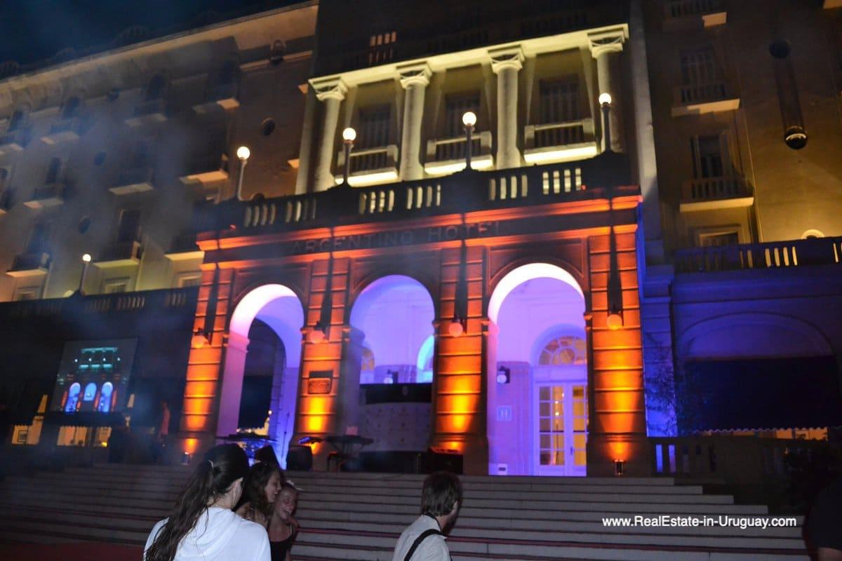 Old Argentino Hotel Piriapolis