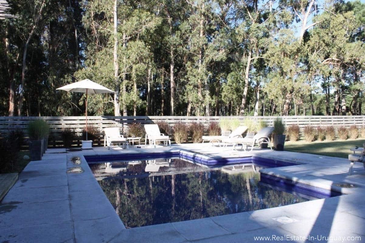 Modern Home in Parque Burnet - Pool