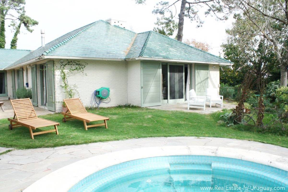 Home in Beverly Hills Area - Outside Main House 2