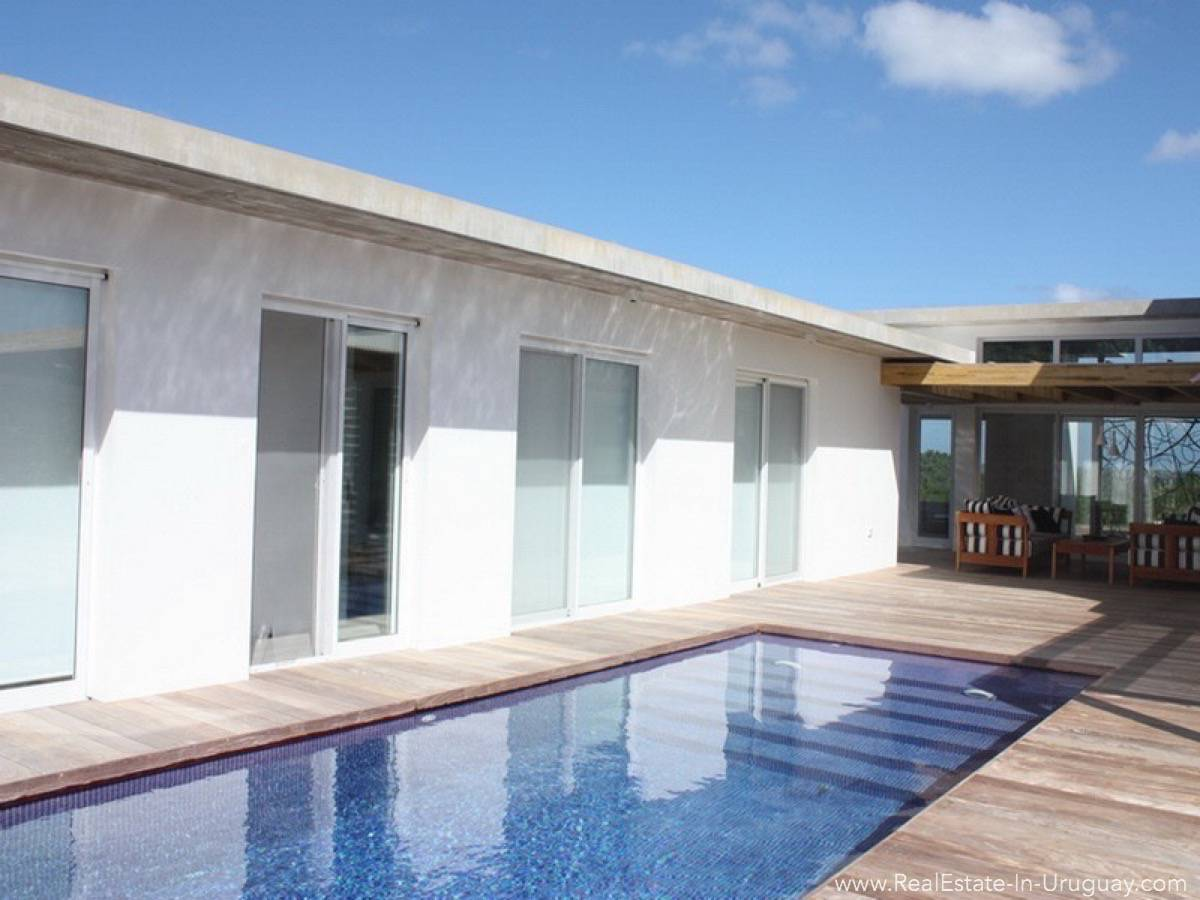 Beach House in Jose Ignacio Pool