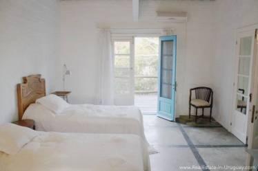 Romantic House in La Bara Bedroom