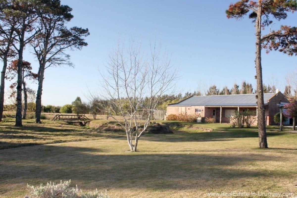 Ranch La Barra Golf - Garden