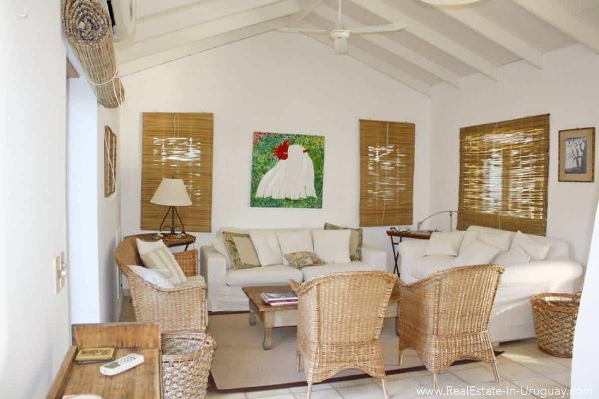 Ranch La Barra Golf - Living Room