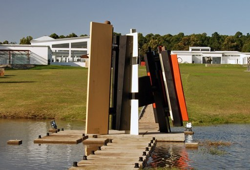 Sculpture Park of Pablo Atchugarry