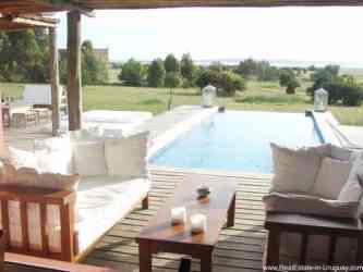 Finca with Sea and Lagoon Views in Jose Ignacio
