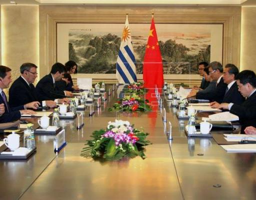 China expressed support for the city of Punta del Este in Uruguay to be headquarters of the China-Latin America and Caribbean Business Summit 2017