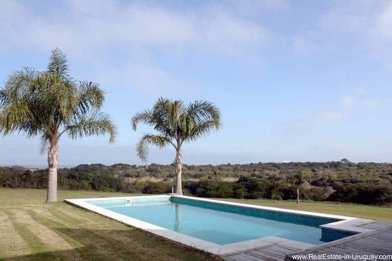 modern ranch on 5 ha by jose ignacio