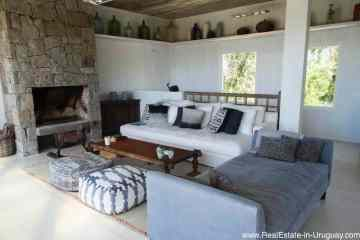 hamton style beach house in santa monica near jose ignacio
