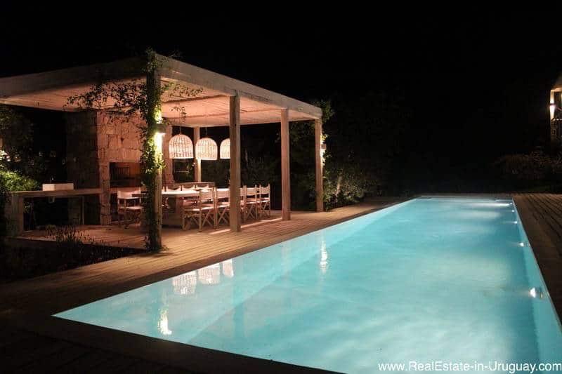 hamton style beach house in santa monica near jose ignacio