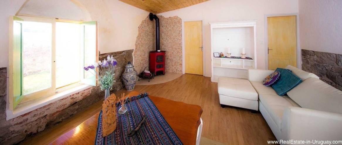 6039 Restored Historic Estancia near Agroland - Guest Bedroom3